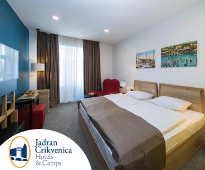 Hotel Esplanade 4*, Crikvenica: luksuzni wellness oddih