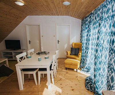 Apartmaji Lakeview Chalet 4*: poletne pocitnice