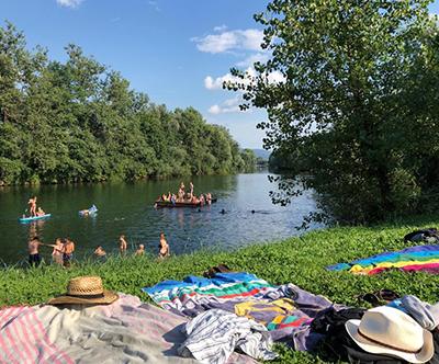 Camping Bela Krajina: 2x nocitev v mobilni hiški