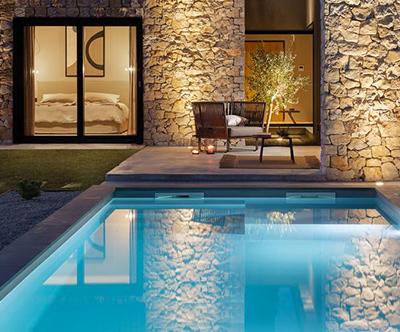 Villa Ulmus: luksuzna vila z bazenom v Istri
