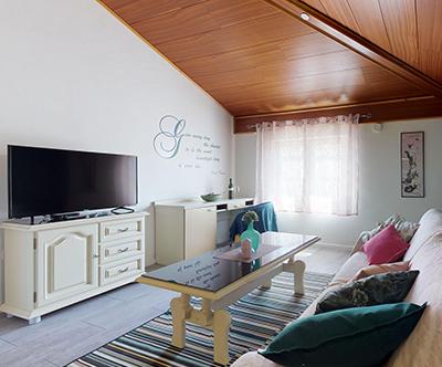 Villa Bionda, Novigrad: lukusuzni apartma