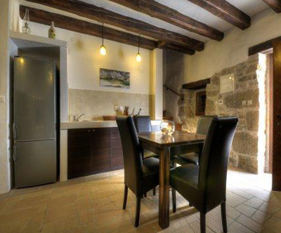 Oddih v luksuznih hiškah na severu Istre