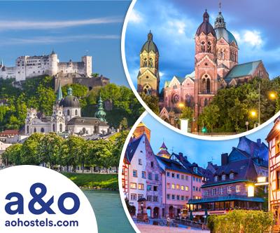 Popoln oddih v eni od 3 evropskih metropol