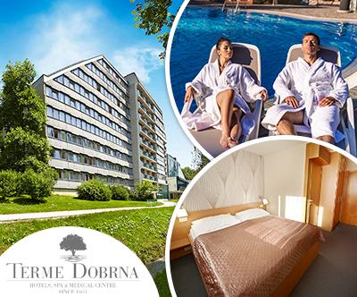 Terme Dobrna, Hotel Vita 4*: nocitev z zajtrkom