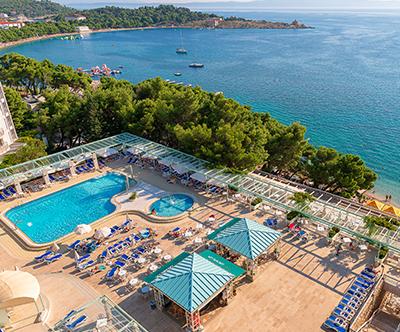 Dalmacija Sunny Hotel by Valamar, Makarska: oddih za 2