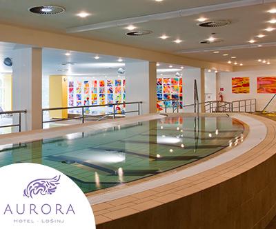 Hotel Aurora 4*, Mali Lošinj: oddih za 2 osebi