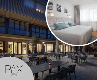 Hotel Pax 3*, Split: 2x nocitev z zajtrkom