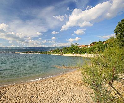 Penzion Zeba & Riviera, otok Krk: poletni oddih