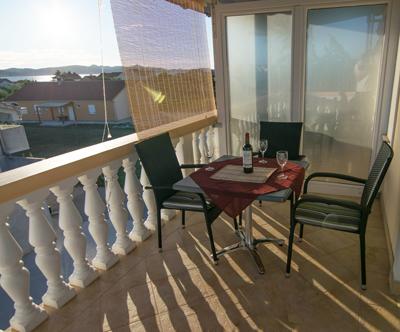 Apartmaji Puzek, Bibinje pri Zadru: 8 dni, poletje