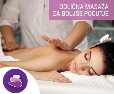 Klasicna masaža celega telesa, 60 min