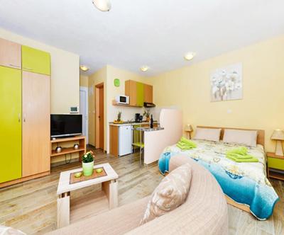 Aussie Dream v Zadru: oddih v apartmajih