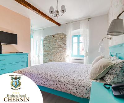 Hotel Chersin 4*, Fažana: slikovit hotel v Istri