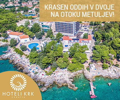 Dražica hotel Resort Krk: družinski oddih