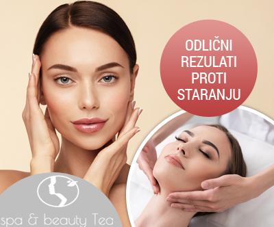 Salon Spa & Beauty Tea: paket za nego obraza