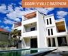 Apartmaji STAR 3*: novozgrajena vila z bazenom