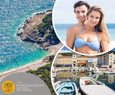 Hotel Zlatni Lav 4*, Martinšćica, Cres: poletni oddih