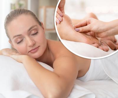 Studiu lepote in masaž Perfect, refleksoterapija stopal