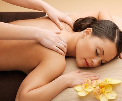 Lepotni studio Vesna: masaža z dodano delno depilacijo