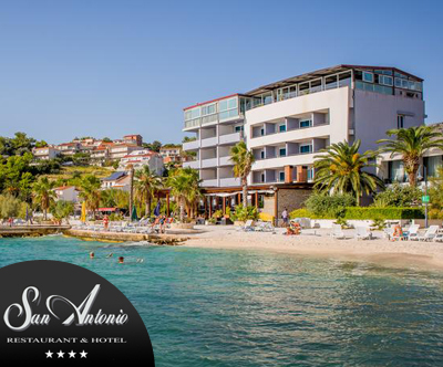 Hotel San Antonio 4*, Split: mega poletni oddih