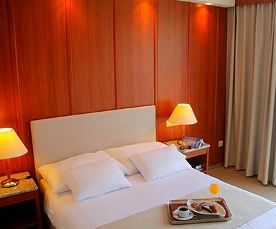 Hotel Marko Polo 4* Korcula: polpenzion za 2 osebi