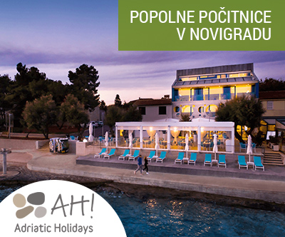 Rivalmare Boutique hotel in Al Porto Suites, Novigrad