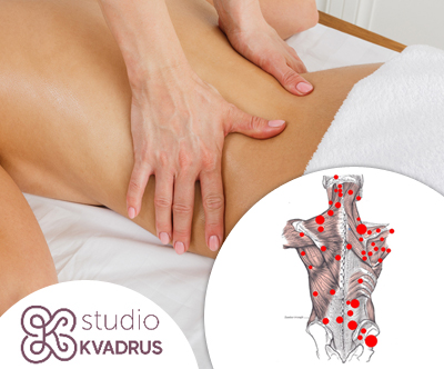 Studio Kvadrus, Bownova ali športna masaža