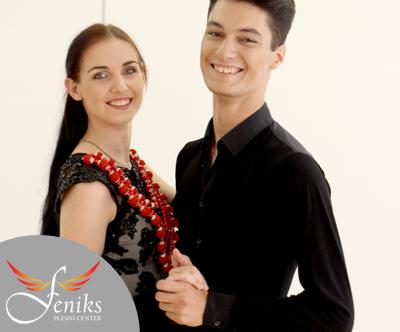 Plesni center Feniks: hitri tečaj družabnega plesa
