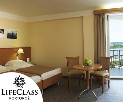 Hoteli Lifeclass 4*, Portorož: poletne pocitnice za 2