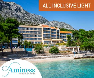 Grand Azur H. 4*, Orebić: All inclusive light paket