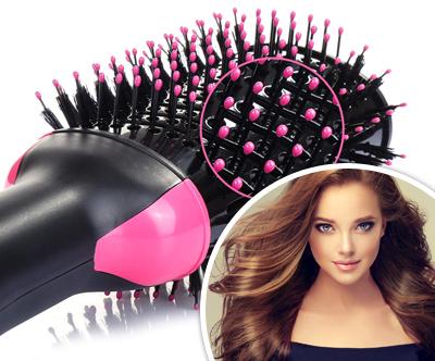 Sušilnik in oblikovalnik las 2 v 1 Beauty Hair One Step