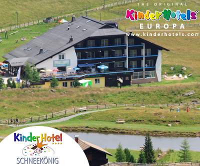 KinderHotel Schneekönig Heidi Alm Bergresort, Avstrija