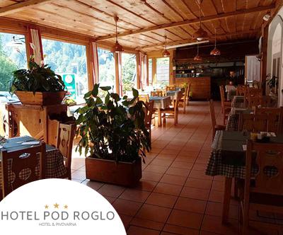 Hotel pod Roglo: oddih za 2 s polpenzionom