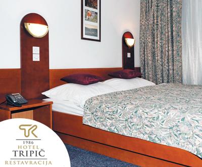 Družinski hotel Tripic: nepozabni aktivni oddih