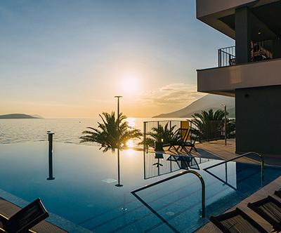 Morenia All Inclusive Resort, Podaca: družinski oddih