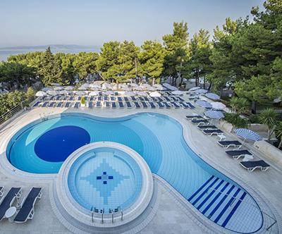 Hotel Horizont 4*, Baška Voda: poletni oddih