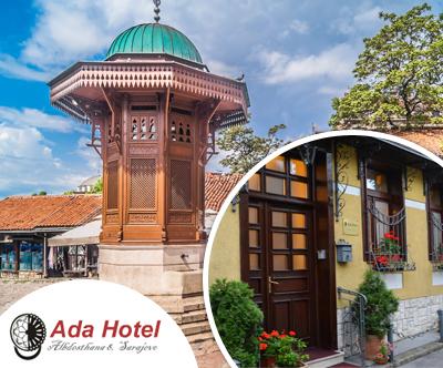 Ada Hotel, Sarajevo: super cena za 3-dnevni oddih