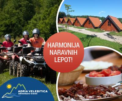 Adria Velebitica, kamp Rizvan City, Velebit: super cena