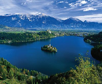 Hotel Krim 3*, Bled: turistični bon