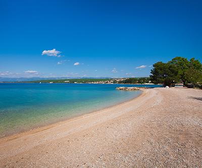 Blue Waves Resort 4*, oddih v Malinski, Krk