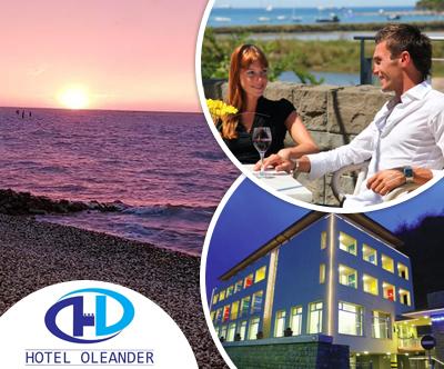 Hotel Oleander 3* ali Lavender 3*, Strunjan