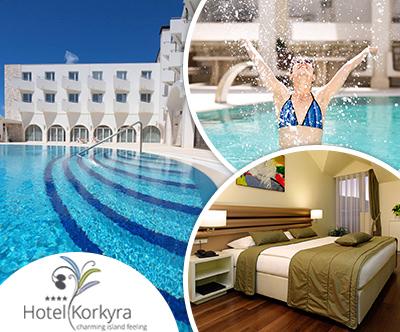Hotel Korkyra 4*, Vela Luka, Korčula: poletne počitnice