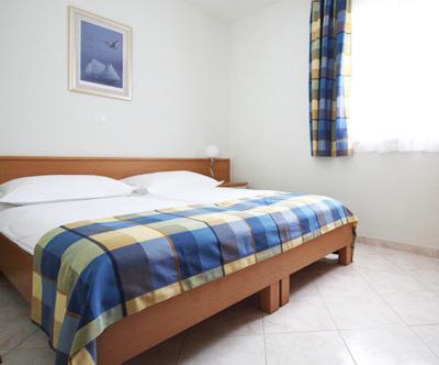 Apartma Ivana 4*: popoln oddih v Baški Vodi