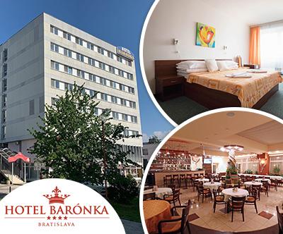 Hotel Baronka, Bratislava, Slovaška