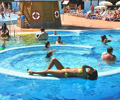 Laguna Mestna plaža: kupon za kopalno karto