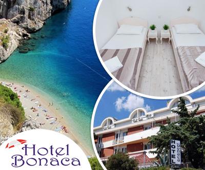 Hotel Bonaca 3*, Makarska: super cena za 3-dnevni oddih