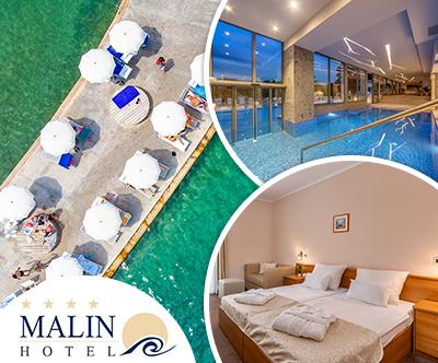 Hotel malin 4*, Malinska, Krk: Summer Special paket