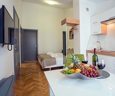 Adrion Aparthotel 4*, Pula: wellness oddih