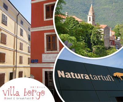 Villa Borgo 3*, Motovun: poletne počitnice
