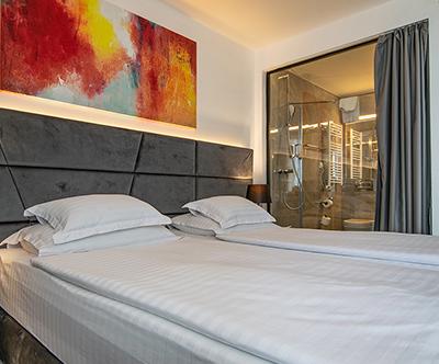 Hotel Paris 4*, Opatija: oddih s polpenzionom za 2