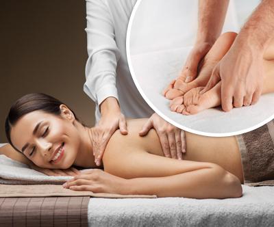 Popolna sprostitev v Studiu lepote in masaž Perfect